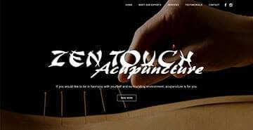 Portfolio - Zen Touch Acupuncture